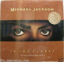 "MICHAEL JACKSON~""IN THE CLOSET"" Disco.12in.""SEALED""- LP!!!"