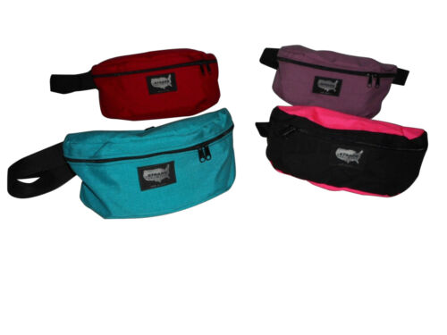 Taille ou ventre Packs résistant à l/'eau Best Cordura 1000 D Made in USA. Fanny Pack