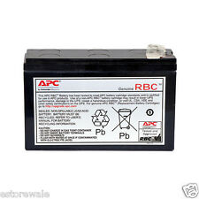 APC Original Replacement Battery Cartridge RBC #125 with Warranty