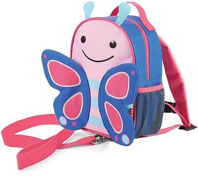 Coraggioso Skip Hop Zoolet Mini Zaino Con Redini-farfalla Bambini Vestiti Borse Bn-mostra Il Titolo Originale Squisito Artigianato;