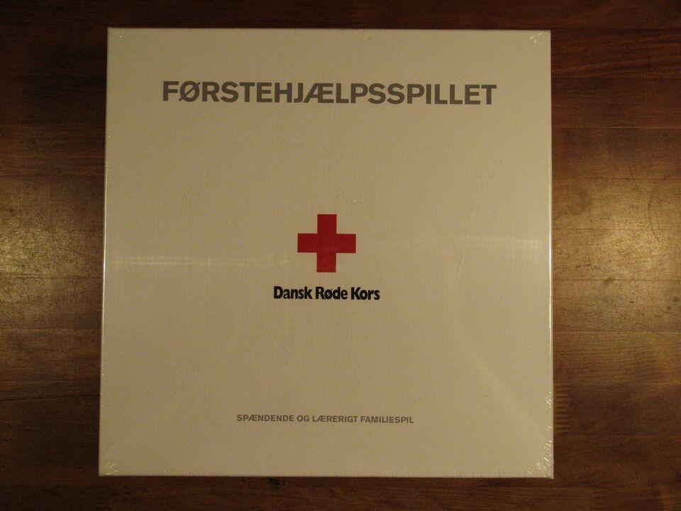 Førstehjælpsspillet (Dansk Røde Kors), familiespil,