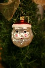 Inge Glas OWC 2533 Snowy/'s Valentine German Glass Christmas Ornament