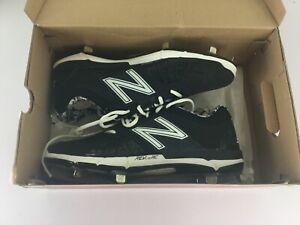 Sz-12-New-Balance-Rev-Lite-RC-Black-Baseball-Metal-Cleats-Shoes-L3000SB2-Revlite
