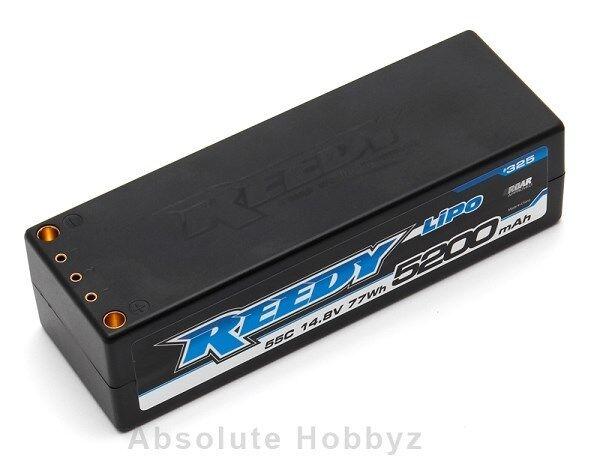 Reedy LiPo 5200mAh 55C 14.8V - ASC325