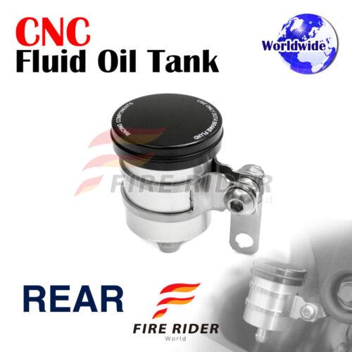 FRW 6C CNC Fluid Reservoir Rear Brake For Kawasaki Z750S 04-05 04 05