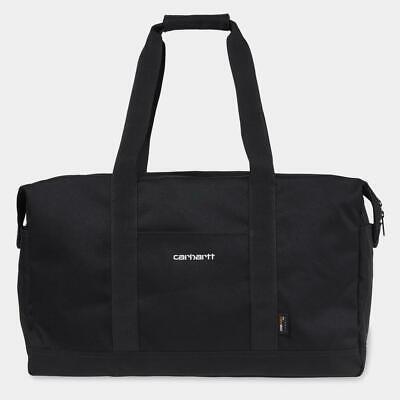 Obbediente Borsa, Borsone Sportivo Unisex Carhartt Wip Payton Sport Bag I0262099 Col. Nero Materiali Di Alta Qualità Al 100%