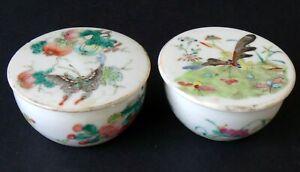 2-boites-chine-porcelaine-Antique-guangxu-porcelaine-chinese-box-bowl-cover-XIX