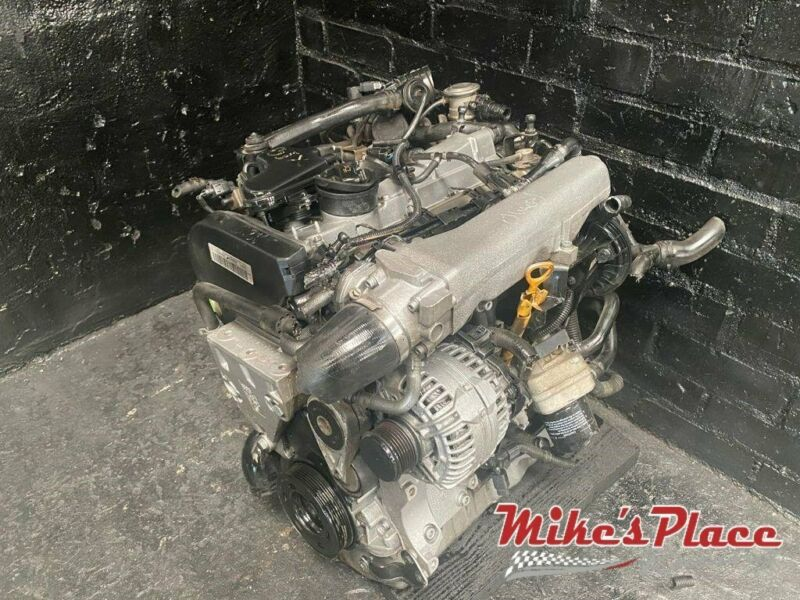 VW Polo 9N GTi 1.8T BJX Engine for sale at Mikes Place