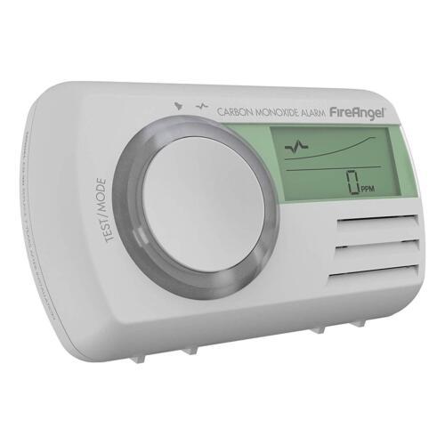 Carbon Monoxide Alarm Fireangel CO-9D Digital Sealed for Life New