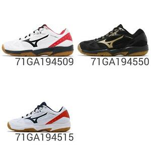 Mizuno-Sky-Blaster-Gum-Men-Volleyball-Badminton-Indoor-Shoes-Trainers-Pick-1