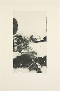 Gravure et Aquatinte - Zao Wou Ki - Zhào Wújí - 赵无极 – 趙無極 - Art Chinois - 1980