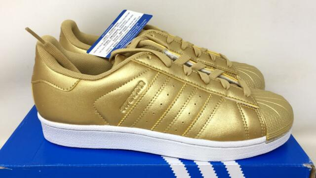 adidas superstar metallic gold price