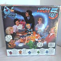 Sealed 1992 Nordelf High 5 Board Game Complete Junior & Adult Versions Usa