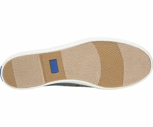 Keds Women/'s Triple Kick Ruffle Indigo WF59313 Choose Size