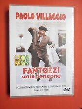 DVD FILM- FANTOZZI VA IN PENSIONE- CON PAOLO VILLAGGIO-  NUOVO SIGILLATO