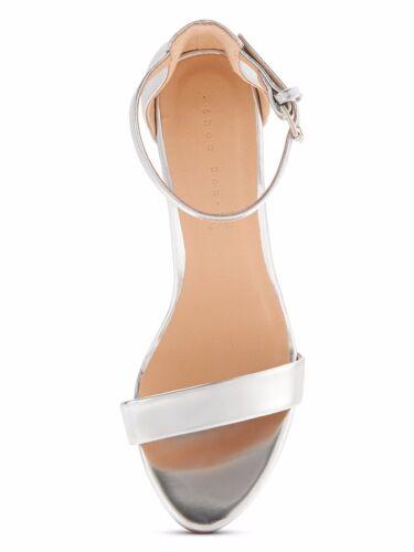 Box 94 Block Sales Part 41 Eu Sandals Shoe Uk Heeled 8 Js16 Daisy Two Silver p4wqnxSO