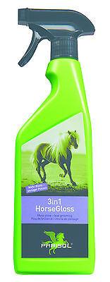 17,27 €/1 Liter; Parisol HorseGloss, Fellglanz, Glanzspray, Schweifspray 750 ml