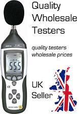 Sound Level Meter Equivalents Decibel Noise Meter Amecal St 8851