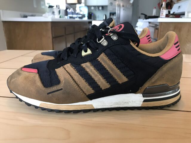 new product aee2c 6ce2c Rare adidas Originals x Diesel ZX 700 Runner 'Wheat' Size 8.5 Men's Shoe
