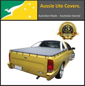 FORD-FALCON-AU-BA-BF-UTE-TRAY-SOFT-TONNEAU-COVER-To-Fit-Factory-Sports-Bar