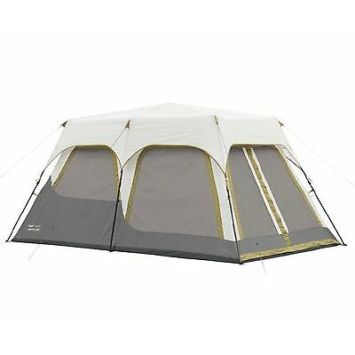 Coleman Signature 8-Person 2-Room Instant Camping Tent With Rainfly | 2000010318