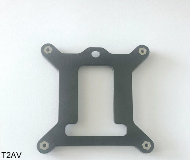 Metal Backplate CPU Radiator Base Bracket fr Intel LGA 115X//1150//1155//1156  NIGH