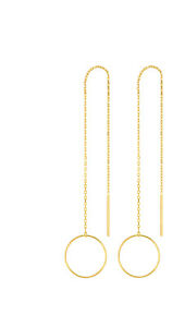 Pendant-earrings-gold-yellow-18k-reference-3773