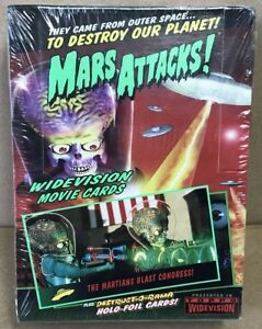 1996-MARS-ATTACKS-TOPPS-WIDE-VISION-UNOPENED-BOX-OF-36-PACKS-BEAUTIFUL-RARE