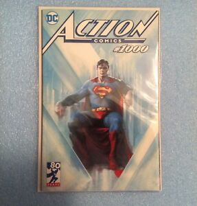 DC-ACTION-COMICS-1000-GABRIELE-DELL-OTTO-EXCLUSIVE-VARIANT-COVER-LIMITED-NEW