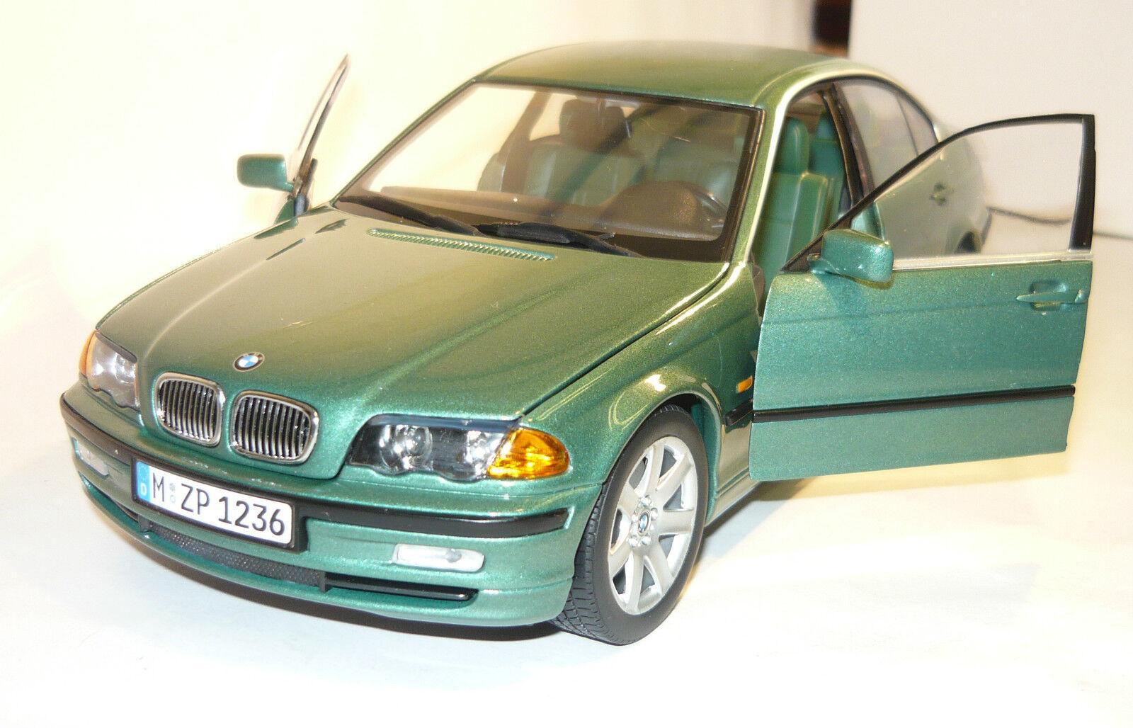 Rivenditori BMW modellololo 80439423173 328i e46 MINT METtuttiIZZATO neu&ovp 118