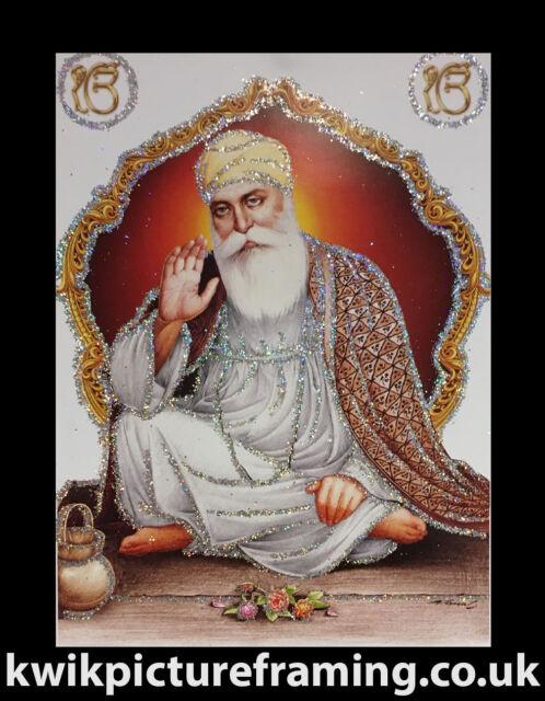 Ram Darbar Hindu Family P O Picture Art In Frame Size  Black Ebay
