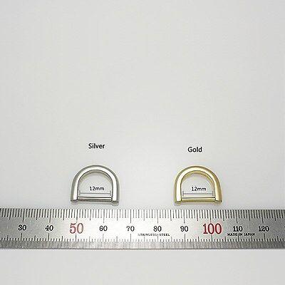 10pcs D-ring Bag handbag metal accessories stuffs Goods