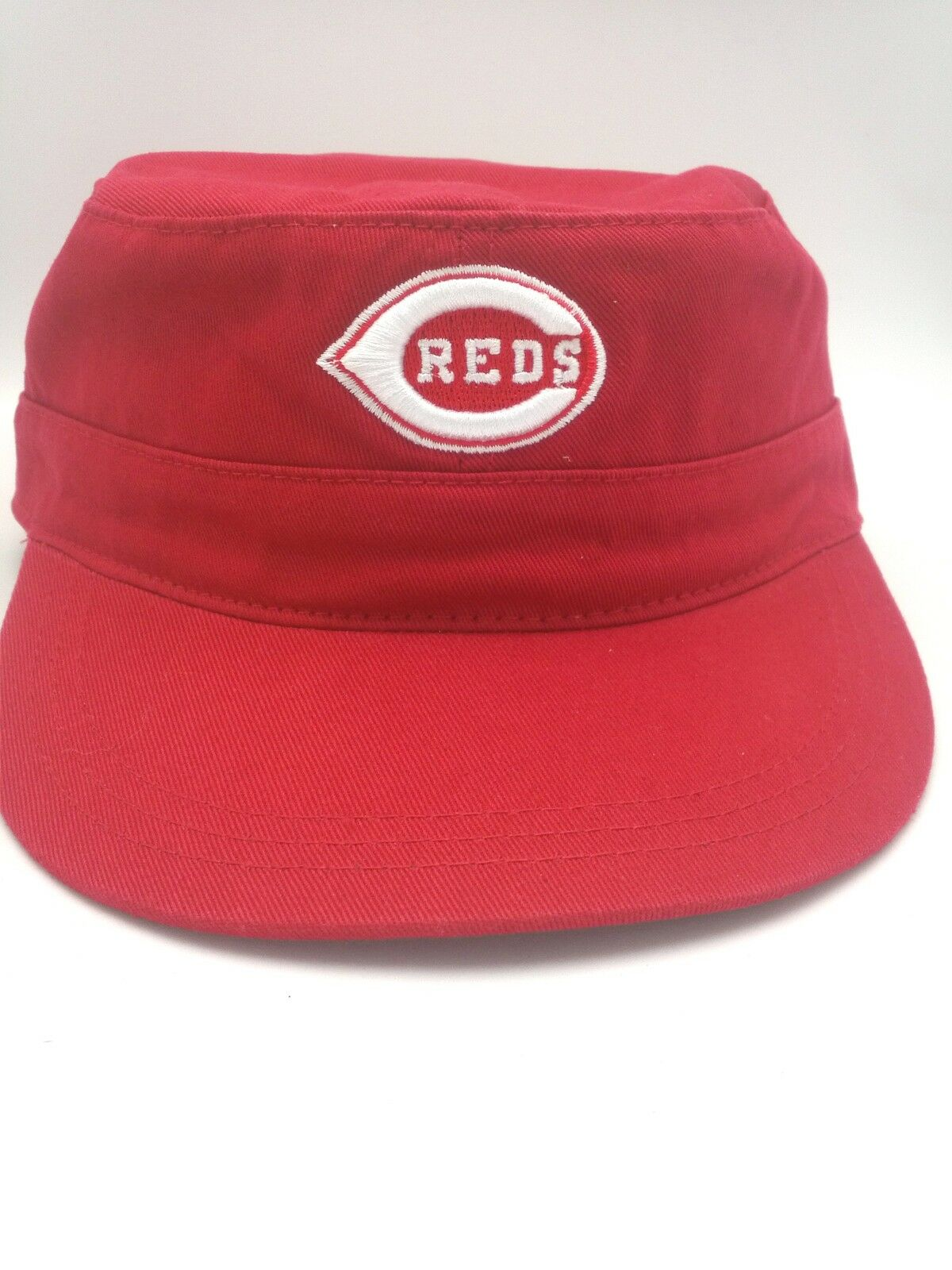 Cincinnati Reds Hat Cadet//Military//Castro Style Hat by American Needle