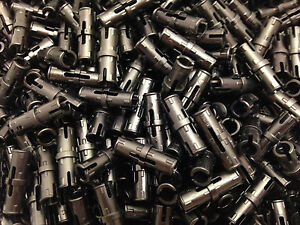 Pack de 25 NEUF LEGO TECHNIC PINS Avec Friction Crêtes envoi gratuit partie 2780