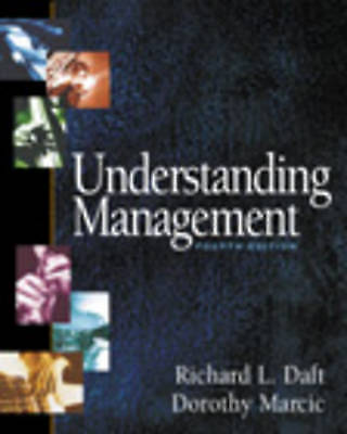 1 of 1 - Understanding Management, Marcic, Dorothy, Daft, Richard L., New Book