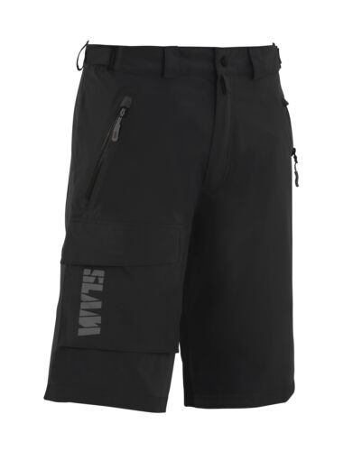 Slam Force 2 Short Black - XXL