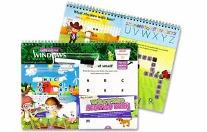 KIDS WRITE AND WIPE ACTIVITY BOOK LETTERS ANIMALS CHILDREN FUN BOOK WITH MARKER