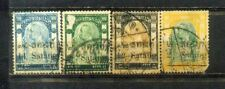 Siam Thailand Old Stamps Lot  17