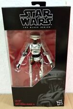 "Star Wars E2613 The Black Series 6"" L3-37 Figure"