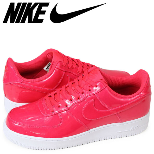 premium selection 01006 b2e8b Nike Air Force 1  07 LV8 UV Low Siren Red White AJ9505-600 Men s