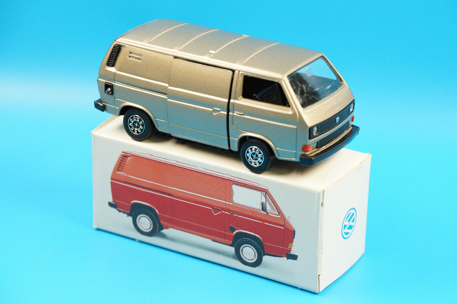 Schabak Modell 1 43 VW Bus T3 Syncro ,unbespielt mit OVP (J200  | Flagship-Store