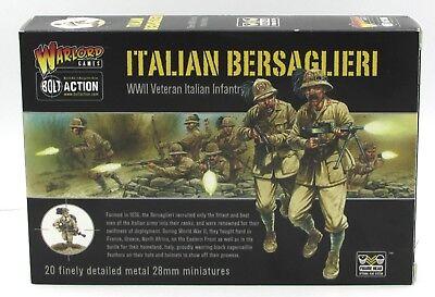 Bolt Action BNIB Italian Bersaglieri Infantry