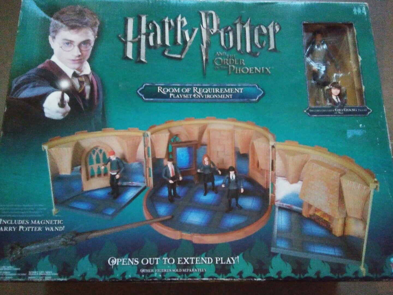 Harry Potter  y la Orden del  Fénix. Room of Requirements Playset. NUEVO.  perfezionare