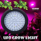 150W LED Grow Light UFO Round Lamp Red Blue IR UV Full Spectrum For Hydro Plant