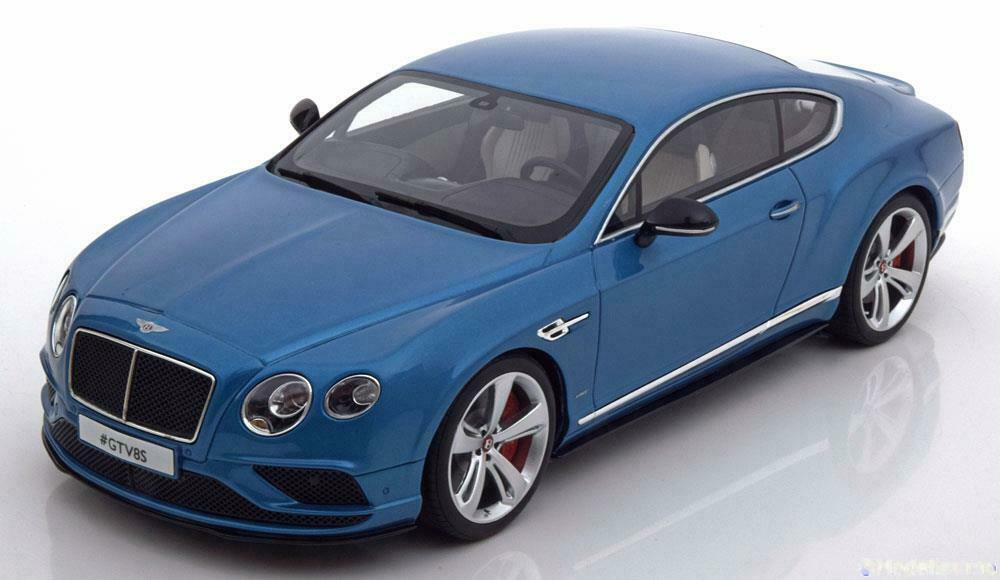 1 18 GT SPIRIT BENTLEY CONTINENTAL GT v8s COUPE 2015