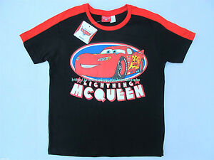 24-OFF-LICENSED-DISNEY-CARS-MC-QUEEN-BOY-039-S-TEE-SIZE-10-9-10-YRS-BNWT-PHP-289