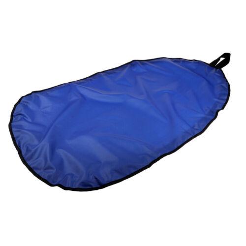 Waterproof Adjustable Breathable Kayak Cockpit Cover Seal Protector Accessories