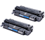 2-Pack-X25-Black-Toner-Cartridge-X-25-8489A001AA-For-Canon-MF5770-MF3110-MF3200 thumbnail 1