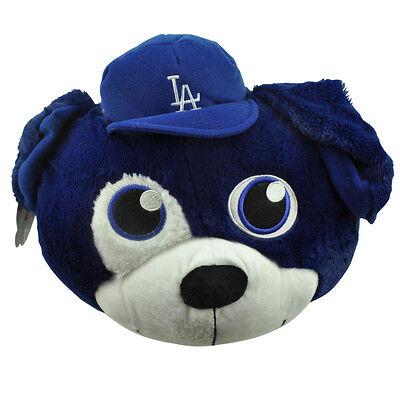 Herzhaft Mlb Los Angeles Dodgers Nogginz Plüschtier Groß Riesige Kopf Blau Neuheit La Fanartikel Baseball & Softball