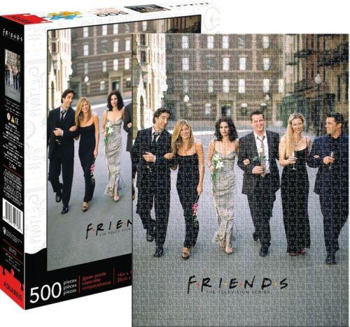 Aquarius Friends Wedding 500 Piece Jigsaw Puzzle